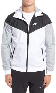 Men's Nike 'Windrunner' Colorblock Jacket