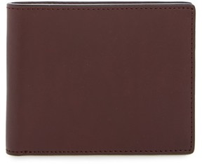 Rag & Bone Men's Hampshire Bifold Leather Wallet - None