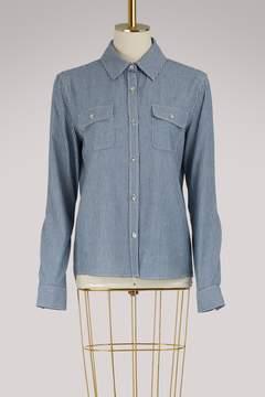 A.P.C. Cotton Girl shirt