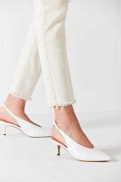 Urban Outfitters Serafina Slingback Kitten Heel