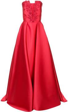 Carolina Herrera flared maxi skirt