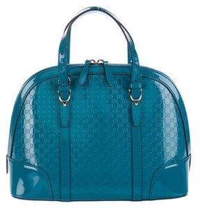 Gucci Microguccissima Nice Bag - GREEN - STYLE
