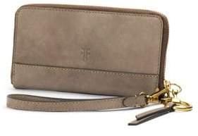 Frye Ilana Harness Leather Phone Wristlet