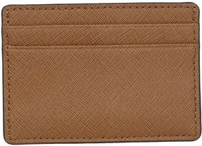 Michael Kors Jet Set Travel Card Holder - LUGGAGE BROWN - STYLE