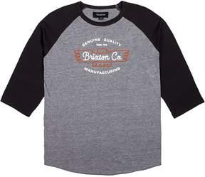 Brixton Concord 3/4-Sleeve T-Shirt