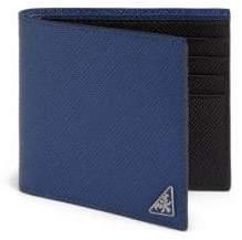 Prada Saffiano Cuir Billfold Wallet