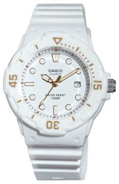 Casio Women's Dive Watch White (LRW200H-7E2VCF