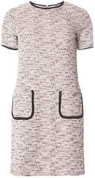 Dorothy Perkins **Tall Pink Boucle Shift Dress