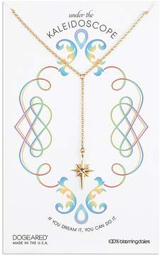 Dogeared Kaleidoscope North Star Y Necklace, 32