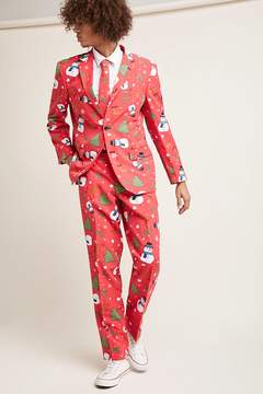 21men 21 MEN Opposuits Holiday Suit Set