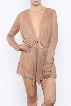 Cotton Candy It's My Party Romper