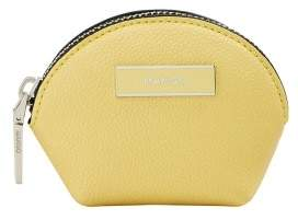 MANGO Pebbled purse