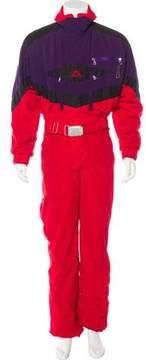 Bogner Belted Ski Suit