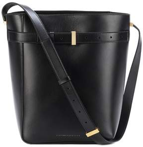 Victoria Beckham Twin Bucket leather shoulder bag