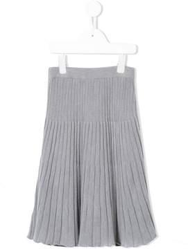 Familiar ribbed skirt