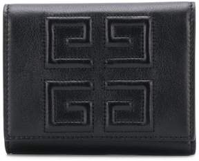 Givenchy logo trifold wallet