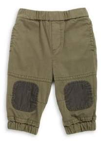 Stella McCartney Baby's Knee-Patched Cotton Pants