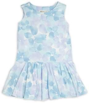 Helena and Harry Little Girl's & Girl's Printed Dress