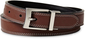 Izod Contrast Stitch Reversible Belt - Boys