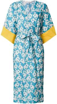 DAY Birger et Mikkelsen Borgo De Nor Raquel wrap dress