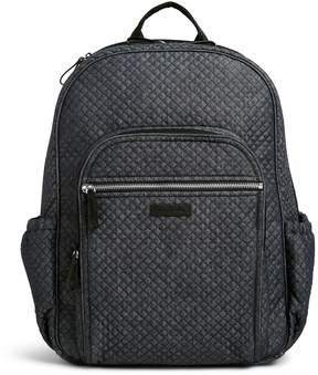 Vera Bradley Iconic Campus Backpack - DENIM NAVY - STYLE