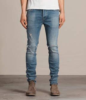 AllSaints Dak Cigarette Jeans