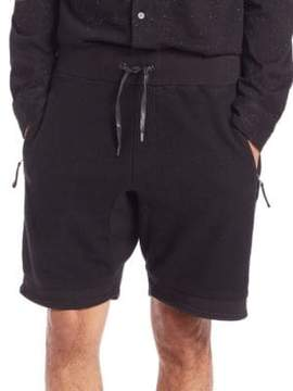 Madison Supply Double-Layer Knit Shorts