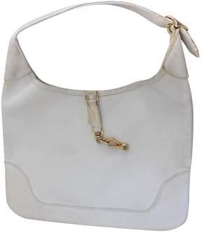 Hermes Trim leather handbag - WHITE - STYLE