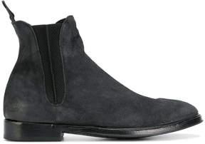 Alberto Fasciani slip-on ankle boots