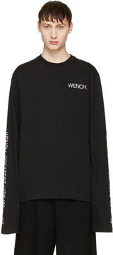 Hood by Air Black Wench Greatest Hits T-Shirt