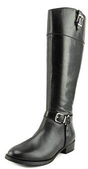 INC International Concepts Inc Womens Fedee Leather Almond Toe Knee High Fashion Boots.