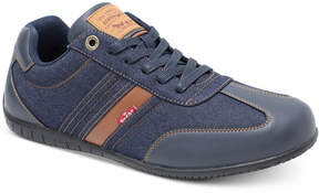 Levi's Men's Solano Denim Sneakers Men's Shoes