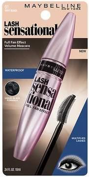 Maybelline Lash Sensational Waterproof Mascara