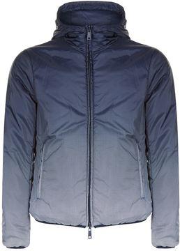 Armani Jeans Padded Hooded Jacket