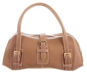 Loewe Grained Leather Shoulder Bag