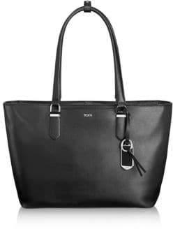 Tumi Stanton Nan Leather Tote Bag