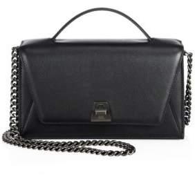 Akris Leather Shoulder Bag