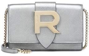 Rochas Leather shoulder bag