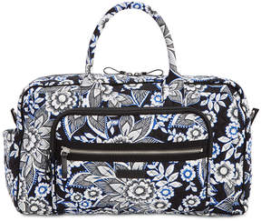 Vera Bradley Iconic Compact Extra-Large Weekender Travel Bag - LILAC PAISLEY - STYLE