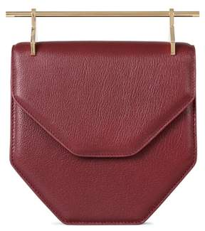 M2Malletier Amor Fati Calfskin Leather Shoulder Bag