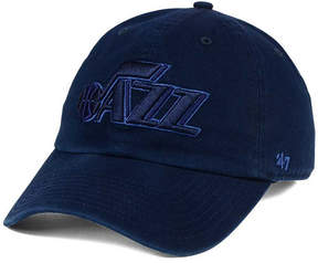 '47 Utah Jazz Triple Rush Clean Up Cap