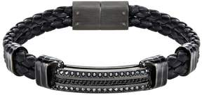 Swarovski Express Braided Bracelet