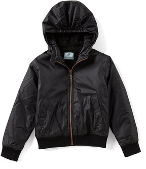 Class Club Big Boys 8-20 Sherpa Lined Hooded Jacket