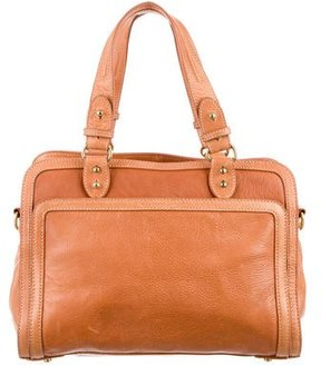 Steven Alan Smooth Leather Satchel