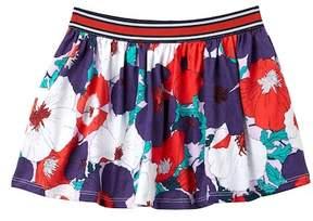 Joe Fresh Allover Print Skirt (Little Girls & Big Girls)