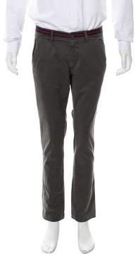 Mason Flat Front Casual Pants