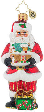 Christopher Radko Bag of Sweets Ornament, Created for Macy's