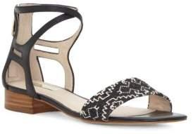 Louise et Cie Lo-Adley Block-Heel Sandals