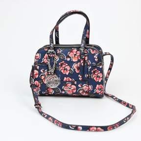 GUESS Huntley Mini Satchel Multi Floral