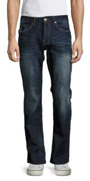 Buffalo David Bitton Six-X Basic Slim Straight Jeans